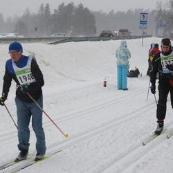 41. Tartu Maraton - Arno Anton (1372), Rivo Peterson (1948)