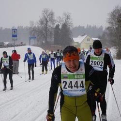 41. Tartu Maraton - Heigo Bauer (2002), Anatoly Urakov (2444)