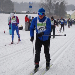 41. Tartu Maraton - Freddy Olsen (1439), Ander Adel (5083)