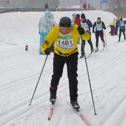 41. Tartu Maraton - Andre Mägi (1601), Rafik Azizbaev (4758)
