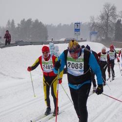 41. Tartu Maraton - Urmas Kuusküll (2088), Alessandro Guardigli (2489)