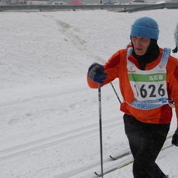 41. Tartu Maraton - Aarne Luud (1626)