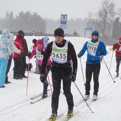 41. Tartu Maraton - Kaur Sokmann (2970), Ando Arula (5635)