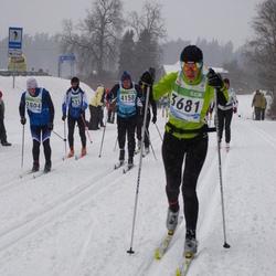 41. Tartu Maraton - Valev Altmets (2804), Maarja Tulik (3681), Arnold Kannike (4158)
