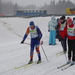 41. Tartu Maraton - Arkadij Balakin (2262), Katrin Varik (3042)
