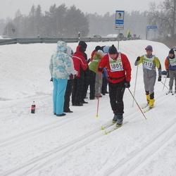 41. Tartu Maraton - Velvo Vaht (1805), Aare Järvelaid (2518), Maive Vill (3168)