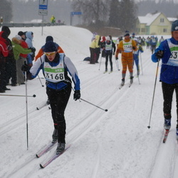 41. Tartu Maraton - Aare Järvelaid (2518), Paavo Truu (2546), Maive Vill (3168), Villi Romandi (3392)