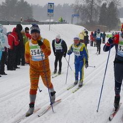 41. Tartu Maraton - Martin Wickholm (2084), Martin Mäsak (2124), Bo Robertsson (2439), Paavo Truu (2546), Meelis Luht (3361)