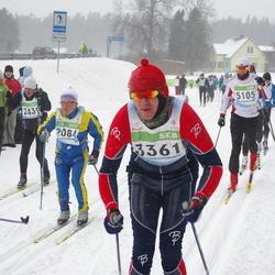 41. Tartu Maraton - Martin Wickholm (2084), Bo Robertsson (2439), Meelis Luht (3361), Tarmo Hõbe (5105)