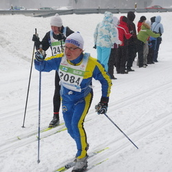 41. Tartu Maraton - Martin Wickholm (2084), Bo Robertsson (2439)