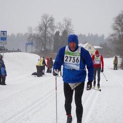 41. Tartu Maraton - Aalo Parmas (2594), Tõnu Kaukis (2736)
