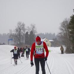 41. Tartu Maraton - Aalo Parmas (2594), Siim Sepper (5254)