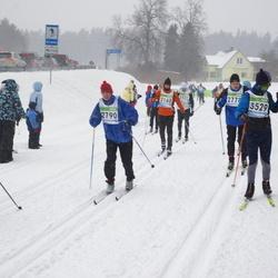 41. Tartu Maraton - Tarvo Jõgi (2168), Andre Luman (2778), Elvar Liiv (2790), Ahto Matvejev (3529), Ülar Aasa (3781), Talis Taim (5054)