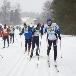 41. Tartu Maraton - Tarvo Jõgi (2168), Andre Luman (2778), Elvar Liiv (2790), Ahto Matvejev (3529), Talis Taim (5054)