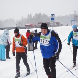 41. Tartu Maraton - Tarvo Jõgi (2168), Andre Luman (2778), Johannes Saar (3693)