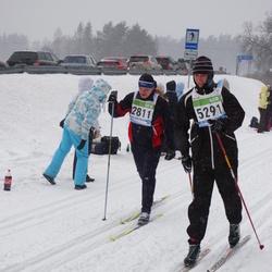 41. Tartu Maraton - Arris Aasmäe (2811), Sander Avingo (5291)