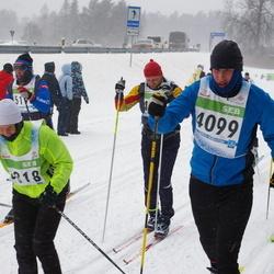41. Tartu Maraton - Taavi Sõlg (4099), Andre Rannula (4759)
