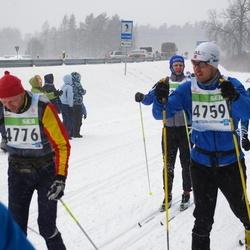 41. Tartu Maraton - Lauri Räbin (4630), Andre Rannula (4759), Mart Vaiksaar (4776)