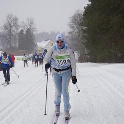 41. Tartu Maraton - Ago Käis (3010), Kirli Ilves (3596)