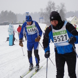 41. Tartu Maraton - Edgar Külaots (3486), Arlis Pipenberg (5527)