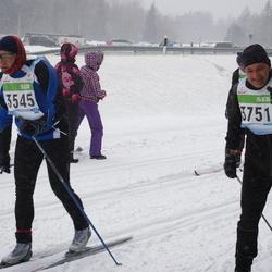 41. Tartu Maraton - Aivar Gutmann (3545), Ado Pihl (3751)