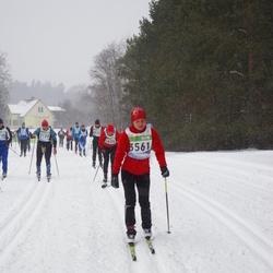 41. Tartu Maraton - Jouni Moisander (2139), Annika Sänna (3561)