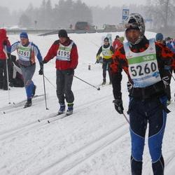 41. Tartu Maraton - Raul Orav (3268), Arvis Zvanitajs (4195), Olar Vallimaa (4261), Boris Meldre (5260)