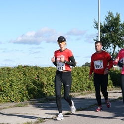 SEB Tallinn Maraton - ARNO SIBUL (596), MERIKE ANNUK (674)