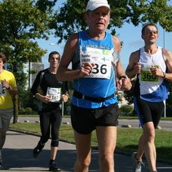 SEB Tallinn Maraton - KALLE KÕLLAMAA (366), GERT KELLO (614), TENHO LAURI (836), ANDRE PETRAUDZE (1187)