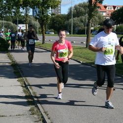 SEB Tallinn Maraton - AET UDUSAAR (408), JOUNI KALLIO (683), TÕNIS METSTAK (1331)