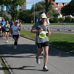SEB Tallinn Maraton - ANNELI JÕELA (521), ANATOLI SUVALOV (610)