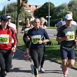 SEB Tallinn Maraton - ANASTASIA GERASSIMOVA (374), MARKO RAHE (402), DOUGAL TYRIE (1419)