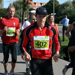 SEB Tallinn Maraton - ANASTASIA GERASSIMOVA (374), MARKO RAHE (402), ANDRE PUKK (1491)