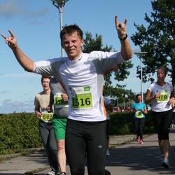 SEB Tallinn Maraton - AET KUND (918), TARVO METSAVAS (1516)