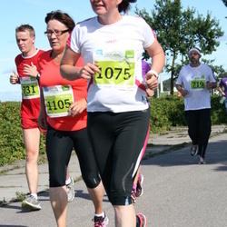 SEB Tallinn Maraton - REINSJÖ MAGNUS (719), ANDIS SKELE (731), MAARIT KRAAPPA (1075), KIRSTI KESKITALO (1105)
