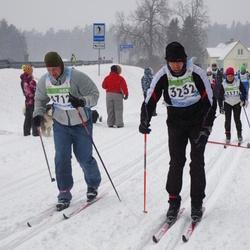 41. Tartu Maraton - Emil Laugal (3232), Annika Aas (3371), Karol Treial (4712)