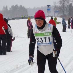 41. Tartu Maraton - Annika Aas (3371)