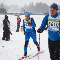 41. Tartu Maraton - Taavi Krusell (3610), Adu Mändmets (5412)