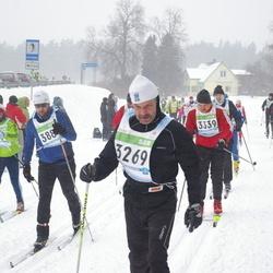 41. Tartu Maraton - Sven-Olof Sjöqvist (3269), Jaanus Variku (3339), Anders Eensalu (3881)