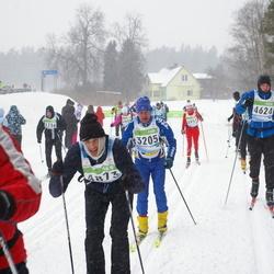 41. Tartu Maraton - Kaido Laas (3205), Kristjan Rebane (3736), Vahur Suurküla (4624), Anna Metsger (4951)