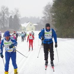 41. Tartu Maraton - Kaido Laas (3205), Vahur Suurküla (4624), Anna Metsger (4951)