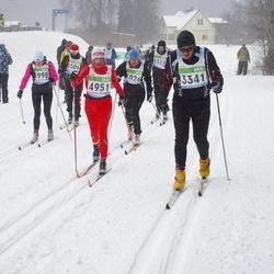 41. Tartu Maraton - Robertas Mikalauskas (3341), Rain Ignatjev (3509), Illimar Born (4332), Anna Metsger (4951), Õnne-Liina Leetmaa (4998)
