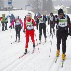41. Tartu Maraton - Ruth Pallo (3026), Robertas Mikalauskas (3341), Illimar Born (4332), Anna Metsger (4951), Õnne-Liina Leetmaa (4998)