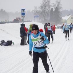 41. Tartu Maraton - Aet Udusaar (4138), Marge Saadre (4455), Rauno Leskov (5297)