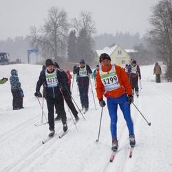 41. Tartu Maraton - Vladimir Nikitin (3299), Andero Mardo (4372)