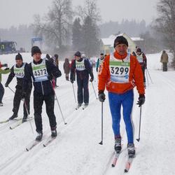 41. Tartu Maraton - Vladimir Nikitin (3299), Andero Mardo (4372), Risto Toom (4685), Lauri Pever (4686)