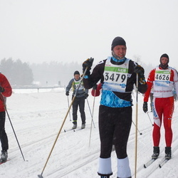 41. Tartu Maraton - Allar Sepp (3479), Aare Sepp (4626), Arvo Sirk (5606)