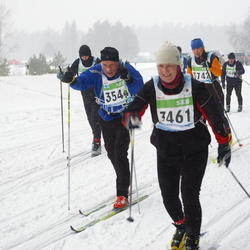 41. Tartu Maraton - Ole Andersson (3451), Reijo Myllys (3544), Ann Vainlo (3742)