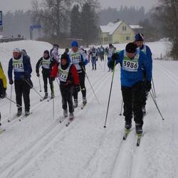 41. Tartu Maraton - Marko Madisson (3948), Lauri Leppik (3986), Agris Eensalu (4734)