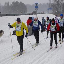 41. Tartu Maraton - Vello Reek (3356), Marko Madisson (3948), Cecilia Jertborn (4216), Agris Eensalu (4734), Priit Raamat (4980)